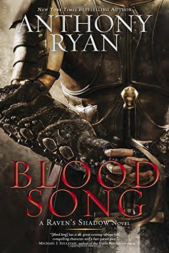 Anthony Ryan Blood Song