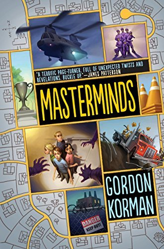 Gordon Korman Masterminds