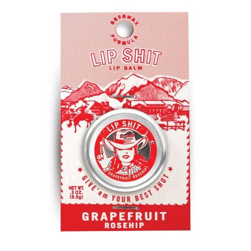 Lip Balm Lip Shit Grapefruit Rosehip