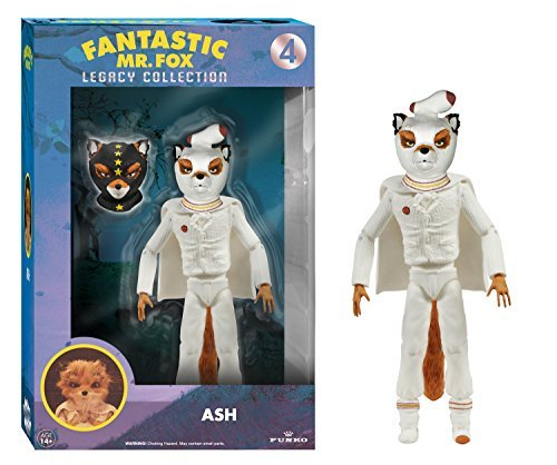 Action Figure Fantastic Mr. Fox Ash