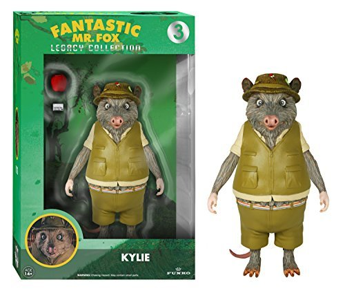 Action Figure Fantastic Mr. Fox Kylie