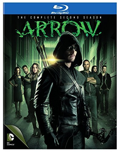 Arrow Season 2 Blu Ray