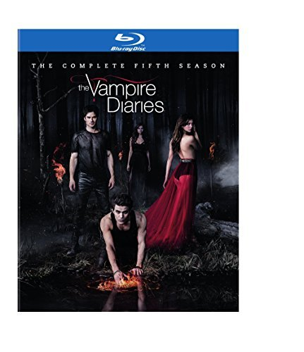 Vampire Diaries Season 5 Blu Ray