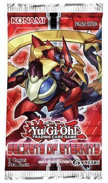 Yu Gi Oh Cards Secrets Of Eternity Booster Pack