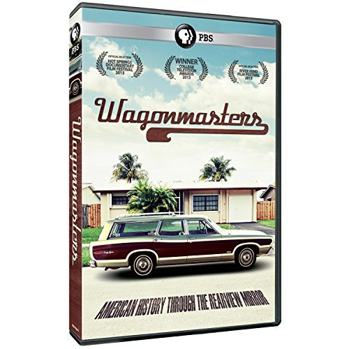 Wagonmasters Pbs DVD