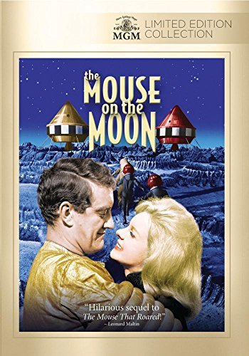 Mouse On The Moon Mouse On The Moon DVD Mod This Item Is Made On Demand Could Take 2 3 Weeks For Delivery