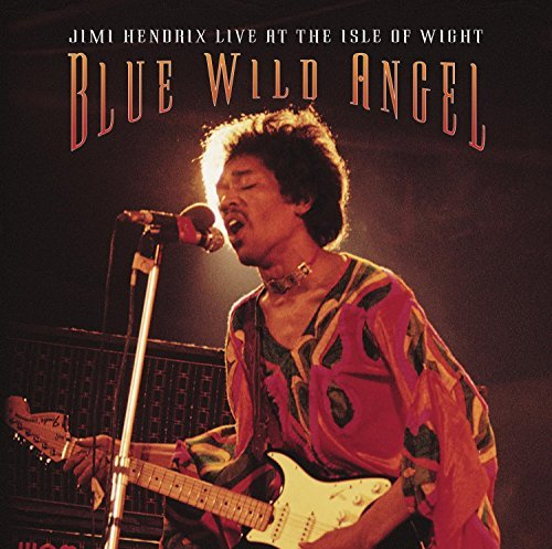 Jimi Hendrix Blue Wild Angel Live At The A