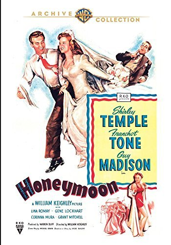 Honeymoon Honeymoon DVD Mod This Item Is Made On Demand Could Take 2 3 Weeks For Delivery