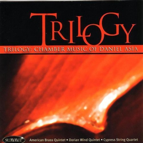 American Brass Quintet Trilogy The Chamber Works O