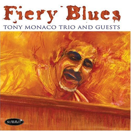 Tony Monaco Fiery Blues