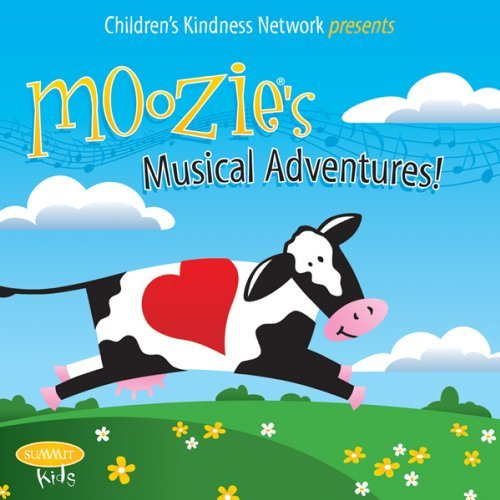 Moozie The Cow Moozie's Musical Adventures