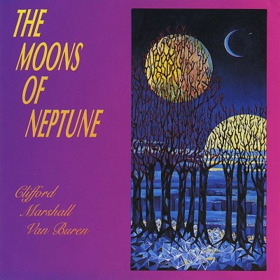 Clifford Marshall Van Buren Moons Of Neptune