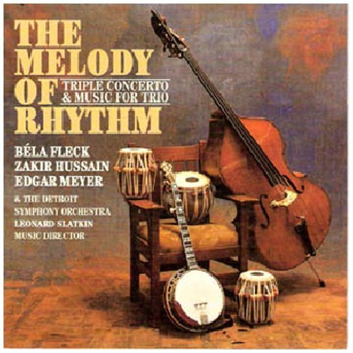 Fleck Meyer Hussain Melody Of Rhythm Triple Conce