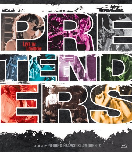 Pretenders Live In London Blu Ray
