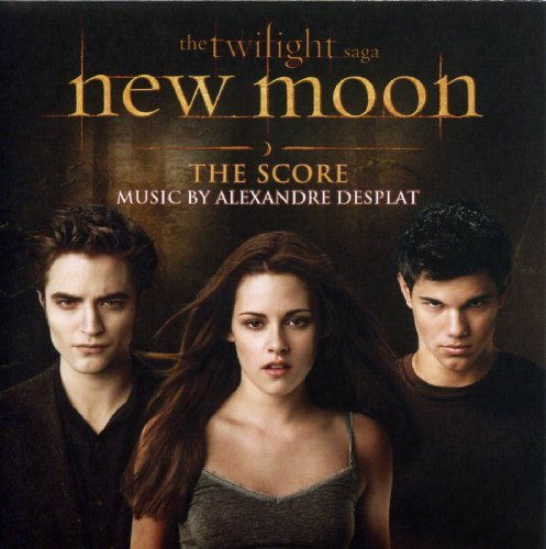 Alexandre Desplat Twilight New Moon Music By Alexandre Desplat