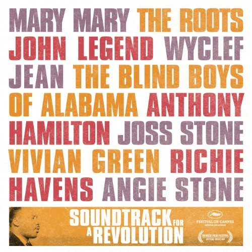Soundtrack For A Revolution Soundtrack For A Revolution