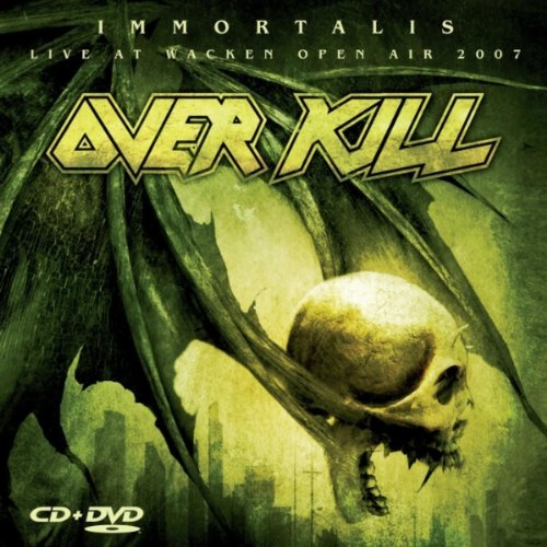 Overkill Immortalis Live At Wacken Explicit Version