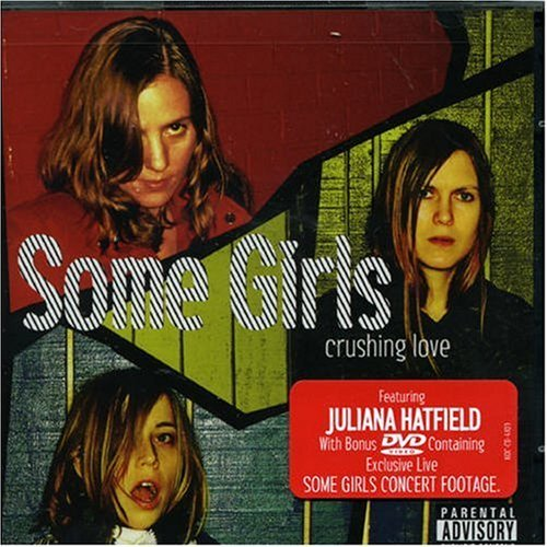 Some Girls Crushing Love 2 CD Set