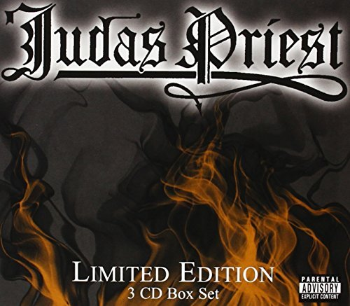 Judas Priest Limited Edition Box Set Lmtd Ed. 3 CD