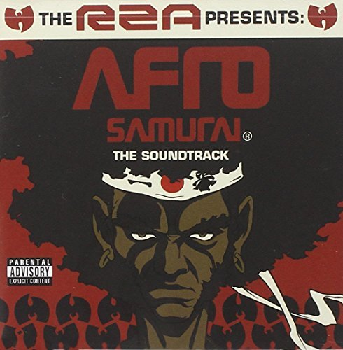 Rza Afro Samurai Soundtrack Album Explicit Version