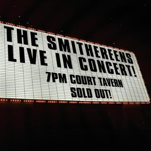 Smithereens Studio Live Live At The Court