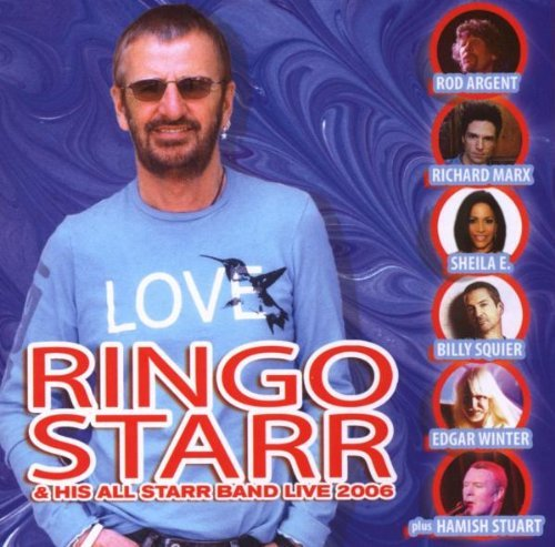 Ringo & His All Starr Ba Starr Live On Tour