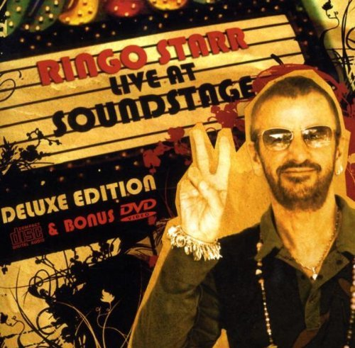 Ringo Starr Ringo Starr Live At Soundstage Deluxe Ed. Incl. DVD