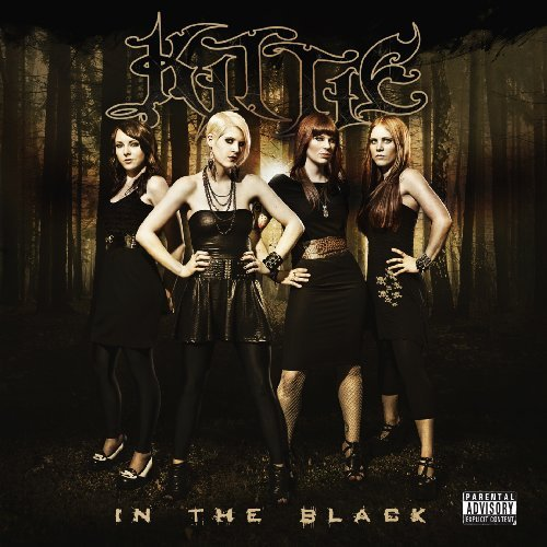 Kittie In The Black Explicit Version