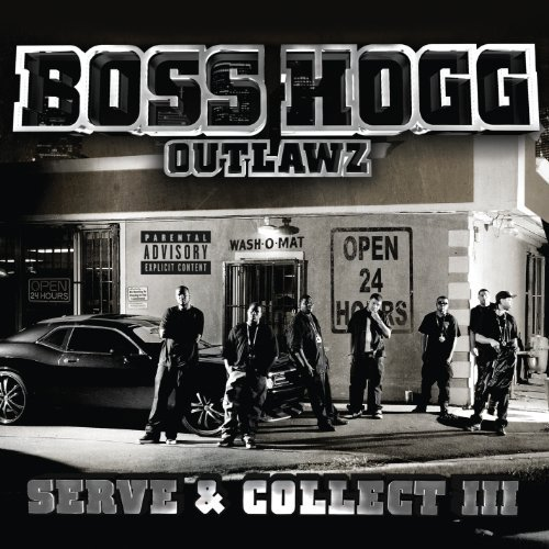 Slim Thug Presents The Boss Hogg Outlawz Vol. 3 Serve & Collect (immahogg) Explicit Version