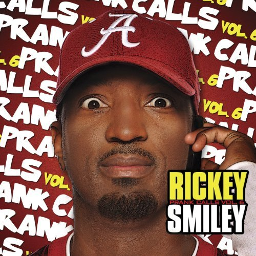 Rickey Smiley Vol. 6 Rickey Smiley Prank Cal 2 CD