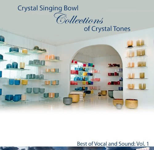 Crystal Bowls Collection Of Cr Crystal Bowls Collection Of Cr 2 CD Set