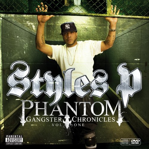 Styles P Vol. 1 Phantom Gangster Chroni Explicit Version Incl. DVD