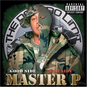 Master P Good Side Bad Side Explicit Version 2 CD Set