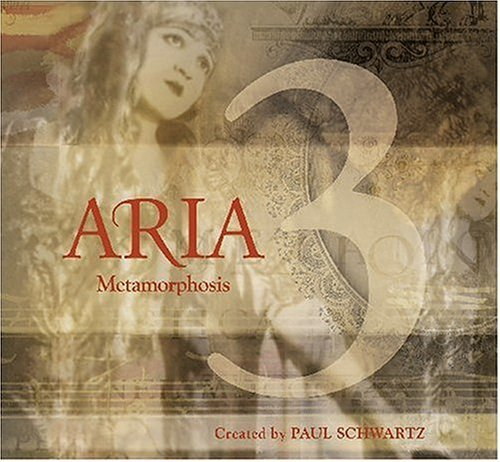Aria Vol. 3 Metamorphosis Digipak