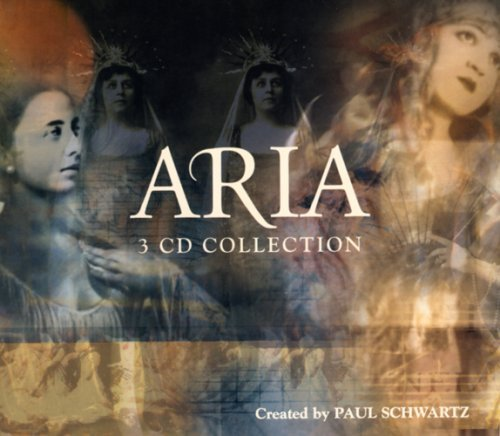 Aria 3 Pak Special Collection 3 CD