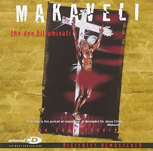 Makaveli 7 Day Theory Clean Version Remastered