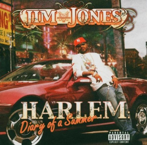 Jim Jones Harlem Diary Of A Summer Dualdisc Explicit Version