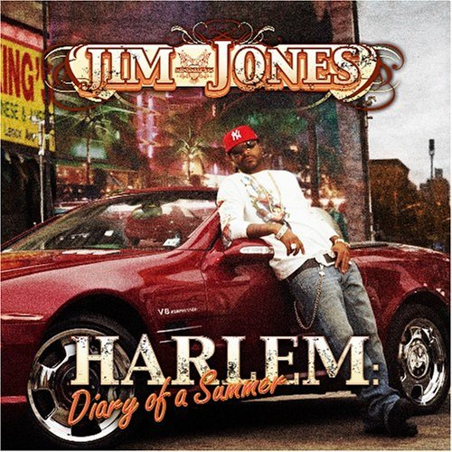 Jim Jones Harlem Diary Of A Summer Clean Version