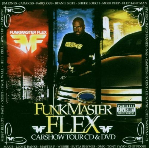 Funkmaster Flex Car Show Tour Explicit Version Incl. Bonus DVD