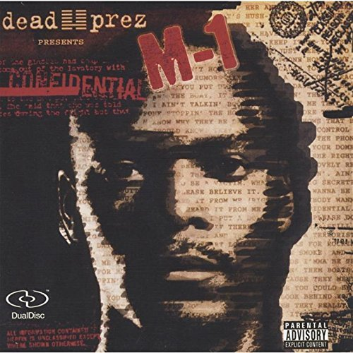 Dead Prez Presents M1 Confidential Explicit Version Dualdisc