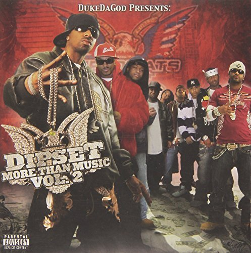Dipset Vol. 2 More Than Music Explicit Version Incl. Bonus DVD