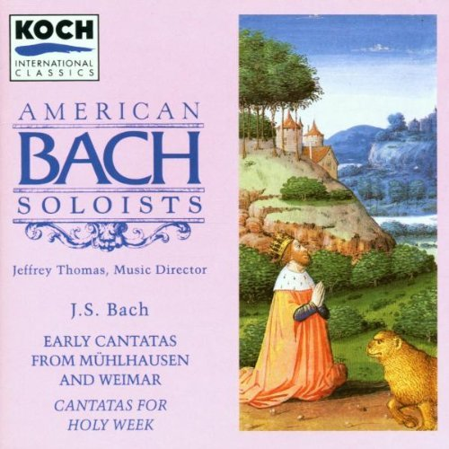 J.S. Bach Cant 4 131 182 Baird Brandes Nelson Minter + Thomas American Bach Solo