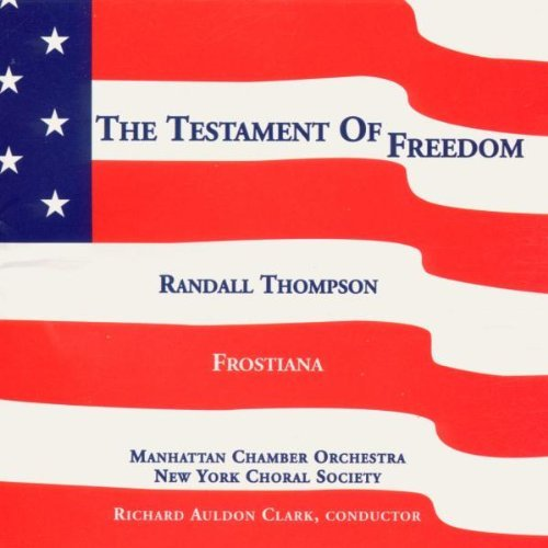 R. Thompson Testament Of Freedom Clark Various