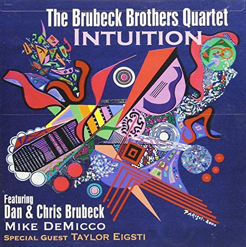 Brubeck Brothers Quartet Intuition