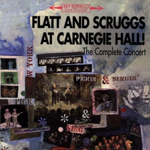 Flatt & Scruggs At Carnegie Hall