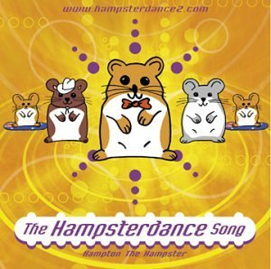 Hampton The Hampster Hampsterdance Song Ep