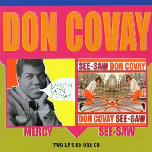 Don Covay Mercy See Saw 2 On 1