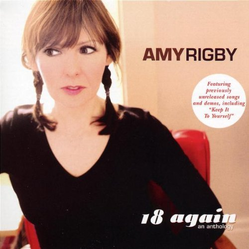 Amy Rigby 18 Again An Anthology
