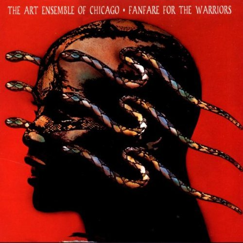 Art Ensemble Of Chicago Fanfare For Warriors Hdcd