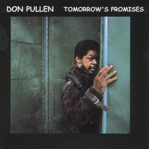 Don Pullen Tomorrow's Promises Hdcd